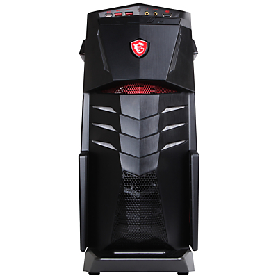 MSI Aegis Ti3 Gaming Desktop, Intel Core i7, 64GB RAM, 3TB HDD + 2x 512GB SSD, 2x NVDIA GeForce GTX 1080
