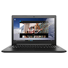 "Buy Lenovo Ideapad 310 Laptop, AMD A10, 12GB RAM, 1TB, AMD Radeon R5, 15.6"" Full HD, Black Online at johnlewis.com"