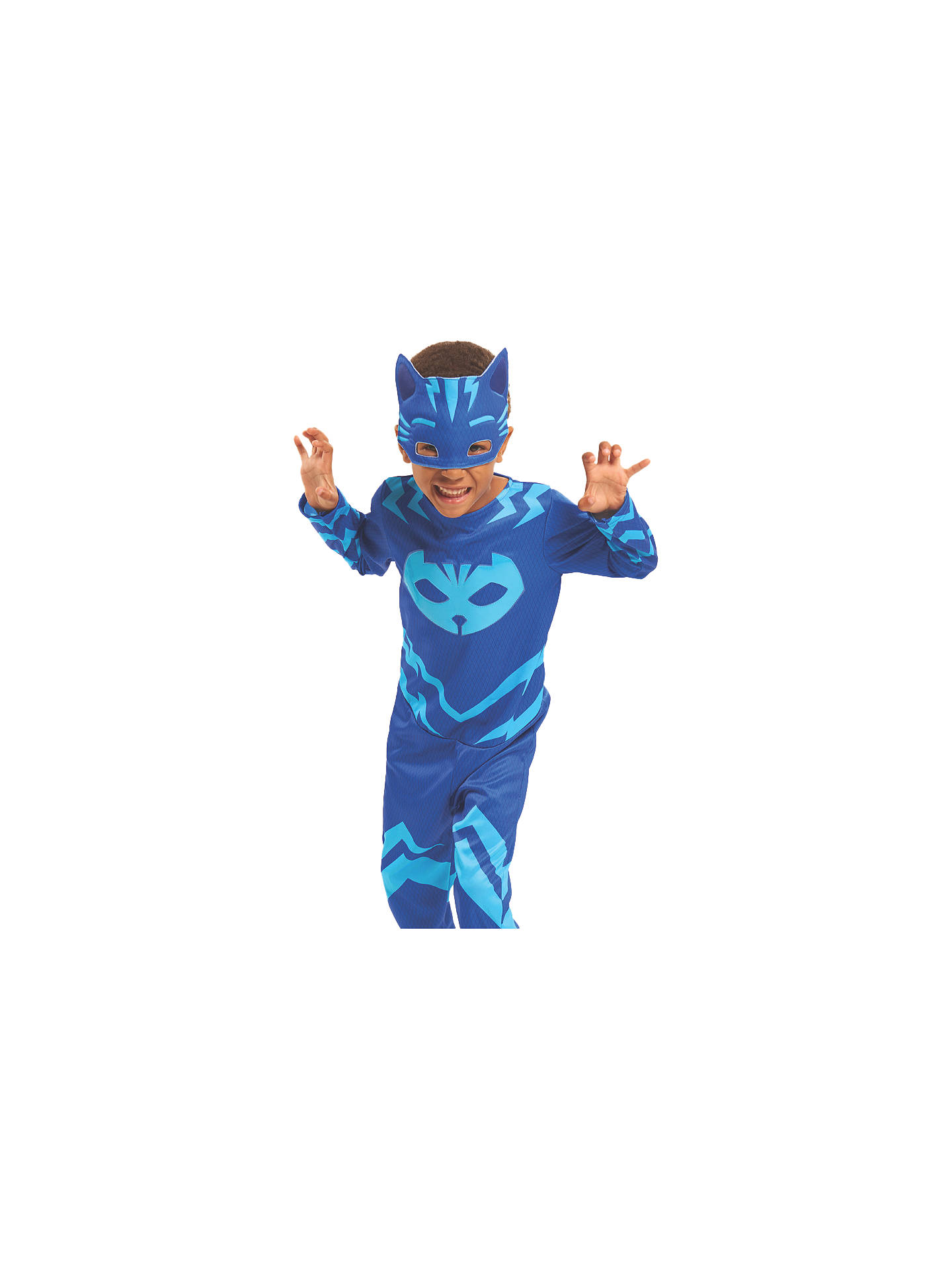 Buy PJ Masks Catboy Hero Children's Costume, 4-6 years Online at johnlewis.com