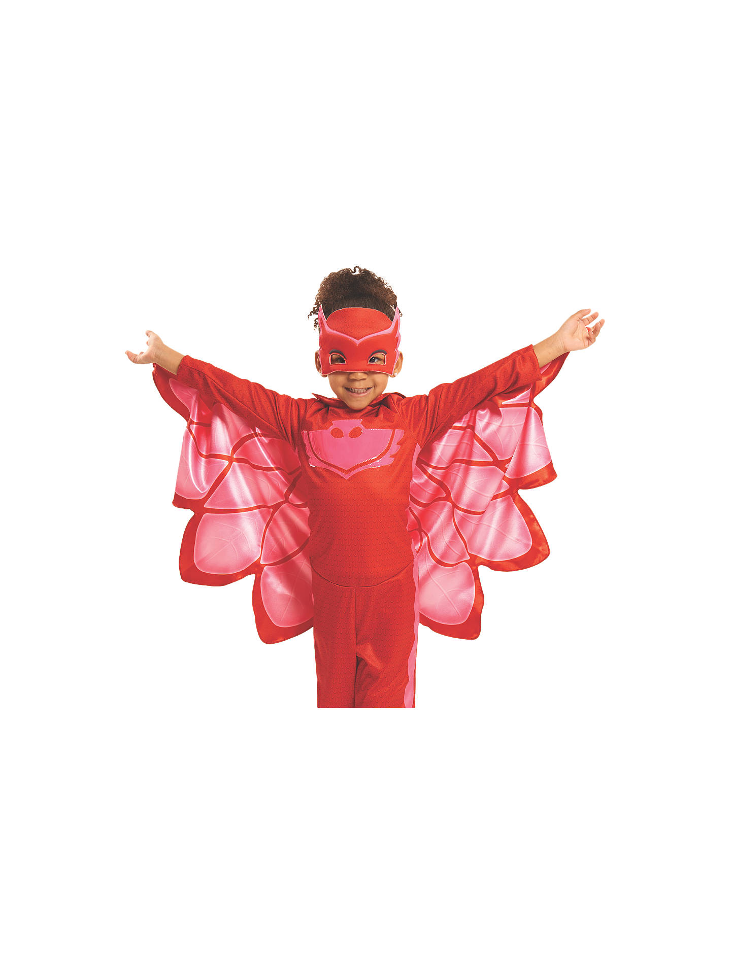 Buy PJ Masks Owlette Hero Children's Costume, 4-6 years Online at johnlewis.com