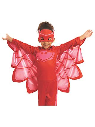 PJ Masks Owlette Hero Children's Costume, 4-6 years