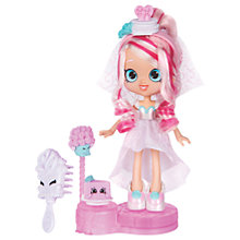 Buy Shopkins Wedding Bride Doll Online at johnlewis.com