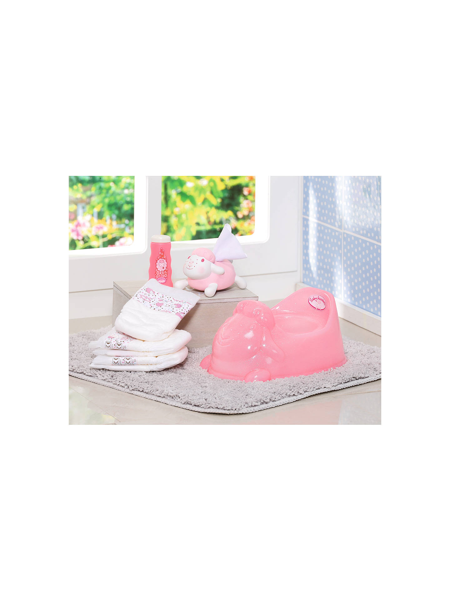 Baby Annabell Potty Training Set At John Lewis Amp Partners