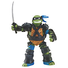 Buy Teenage Mutant Ninja Turtles Super Ninja Leo Figure Online at johnlewis.com