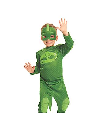 PJ Masks Gekko Hero Children's Costume, 4-6 years