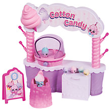Buy Shopkins Cotton Candy Playset Online at johnlewis.com