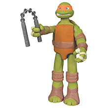 Buy Teenage Mutant Ninja Turtles Mutant XL Mikey Figure, 28cm Online at johnlewis.com