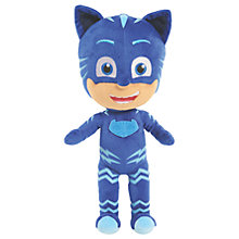 Buy PJ Masks Catboy Plush Soft Toy Online at johnlewis.com