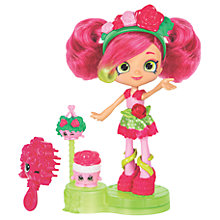 Buy Shopkins Shoppies Rosie Bloom Doll Online at johnlewis.com