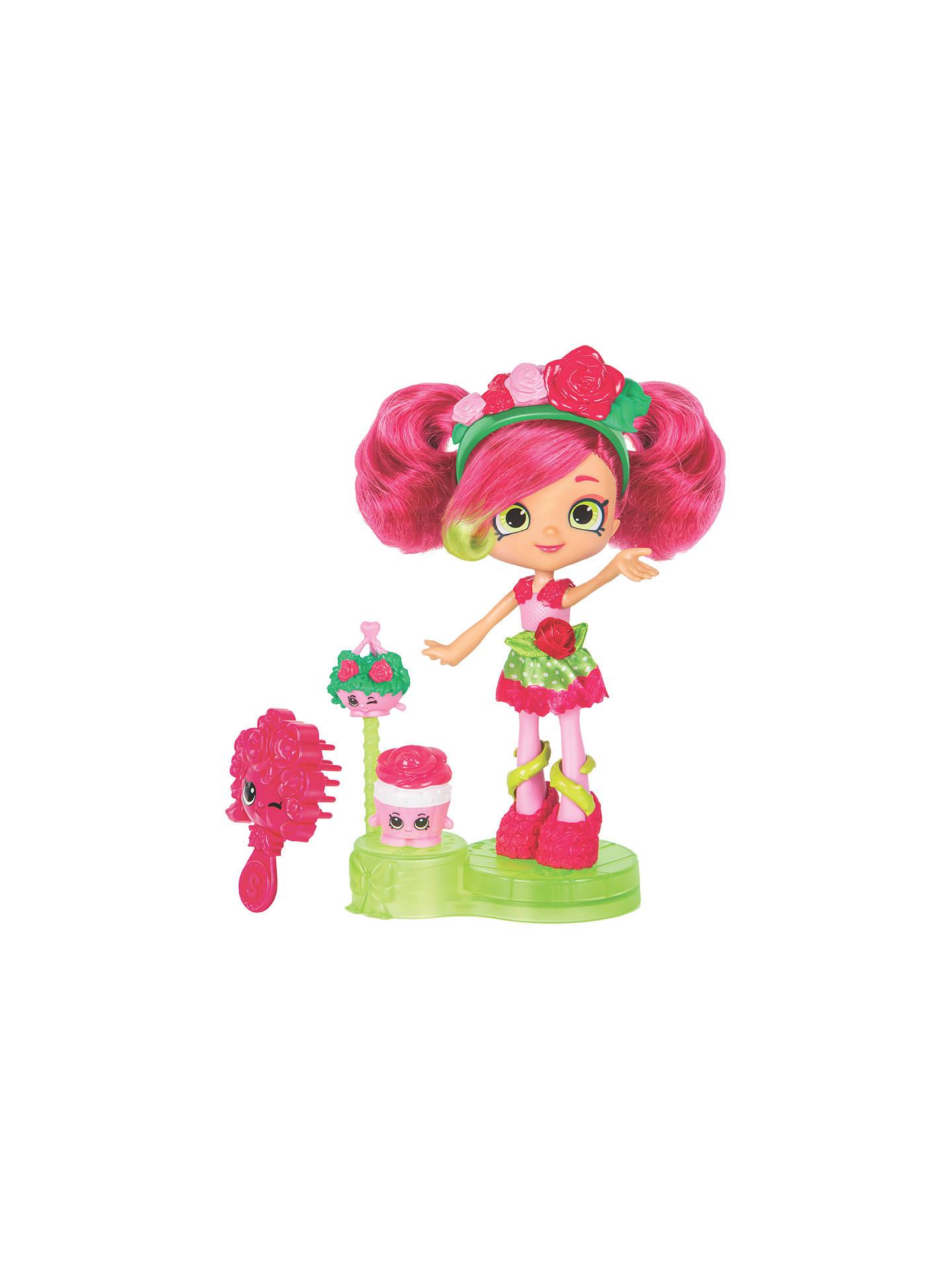 Shopkins shoppies rosie bloom doll at john lewis partners - John lewis shopkins ...