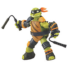 Buy Teenage Mutant Ninja Turtles Super Ninja Mikey Figure Online at johnlewis.com