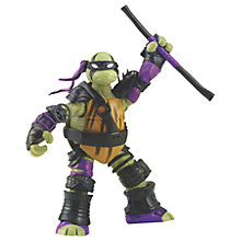 Buy Teenage Mutant Ninja Turtles Super Ninja Donnie Figure Online at johnlewis.com
