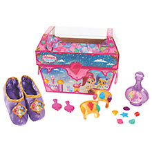 Buy Shimmer and Shine Dress Up Trunk and Accessories Online at johnlewis.com