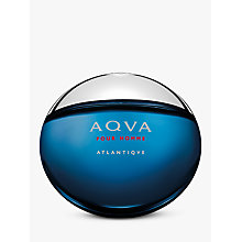 Buy Bulgari Aqva Pour Homme Atlantiqve Eau de Toilette Online at johnlewis.com