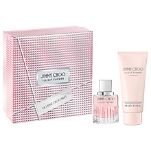 Buy Jimmy Choo Illicit Flower 60ml Eau de Parfum Mother's Day Fragrance Gift Set Online at johnlewis.com