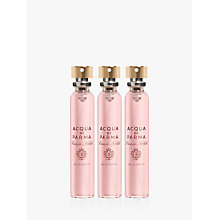 Buy Acqua di Parma Peonia Nobile Eau de Parfum Refill, 3 x 20ml Online at johnlewis.com