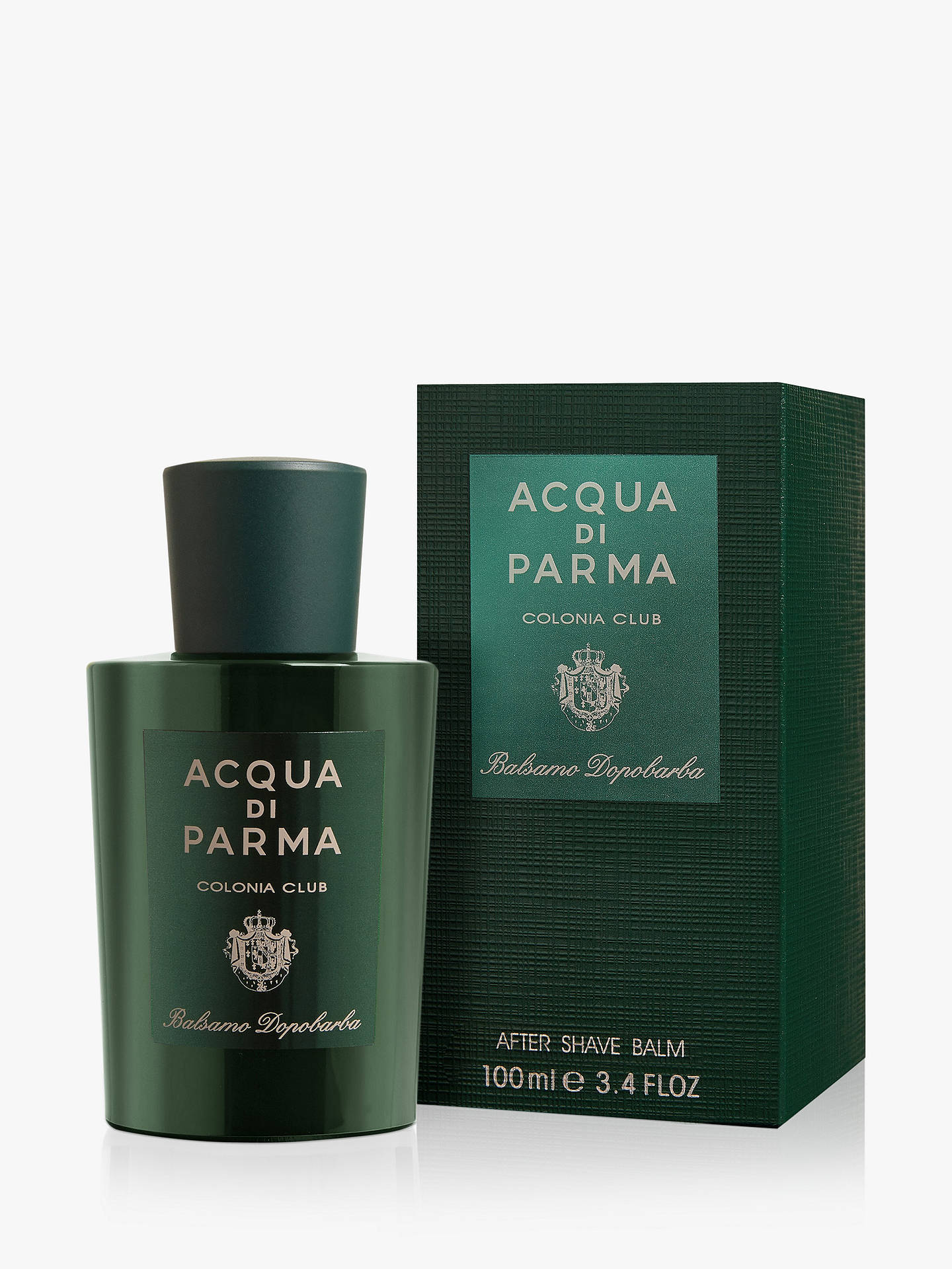 Buy Acqua di Parma Colonia Club After Shave Balm, 100ml Online at johnlewis.com