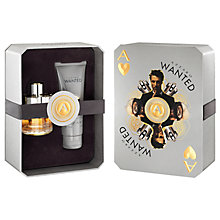 Buy Azzaro Wanted 50ml Eau de Toilette Fragrance Gift Set Online at johnlewis.com