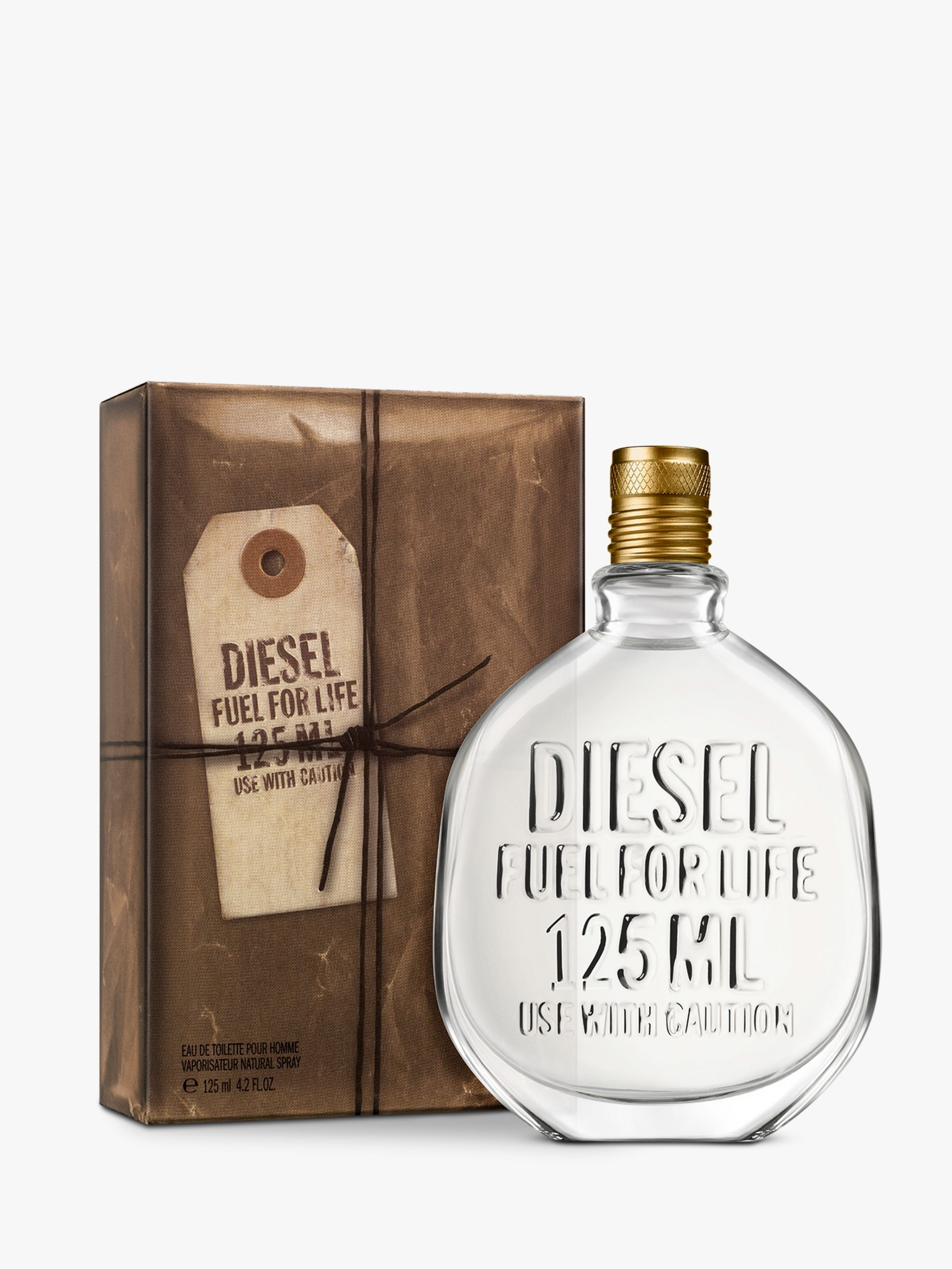 Diesel Diesel Fuel For Life He Eau de Toilette, 125ml