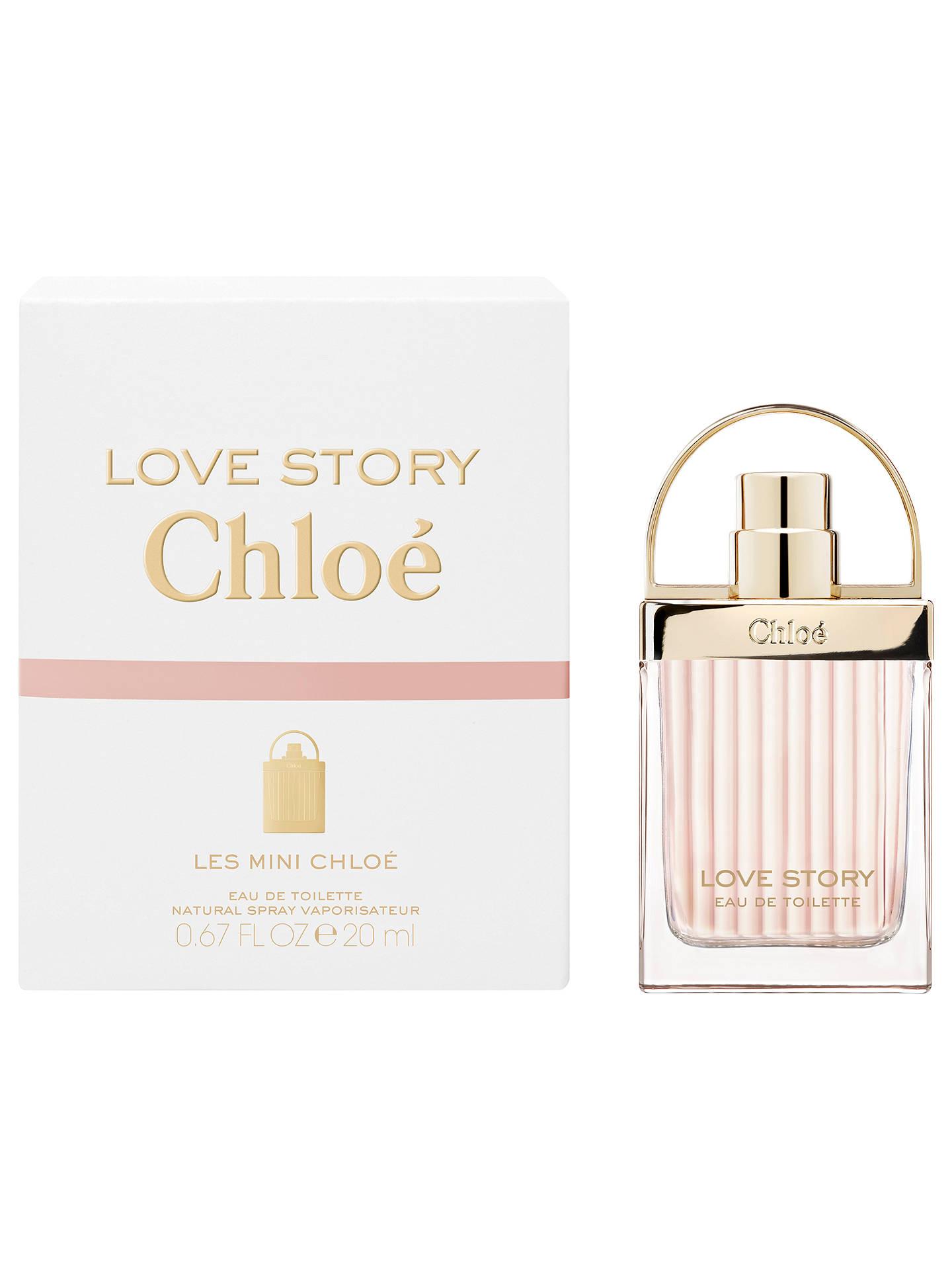 6a522e03c93 Buy Chloé Love Story Les Mini Chloé Eau de Toilette