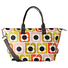 Buy Orla Kiely Love Birds Holdall, Multi Online at johnlewis.com