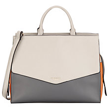 Buy Fiorelli Mia Large Grab Bag, Grey Mix Online at johnlewis.com