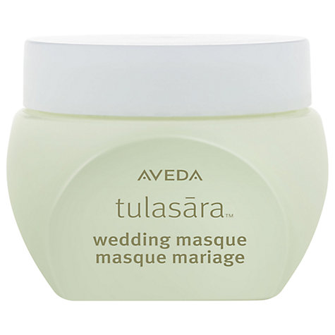 Buy AVEDA Tulasara Wedding Masque, 50ml Online at johnlewis.com