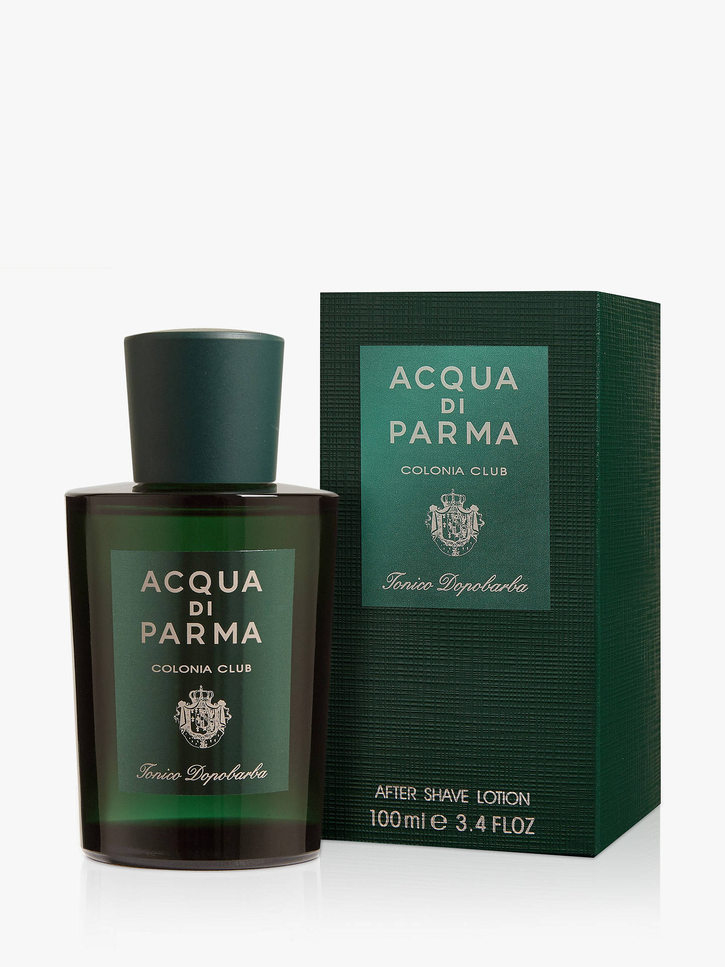 Buy Acqua di Parma Colonia Club After Shave Lotion, 100ml Online at johnlewis.com