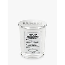 Buy Maison Margiela Replica Jazz Club Candle, 185g Online at johnlewis.com