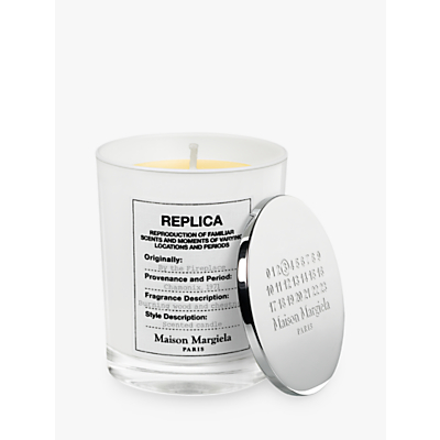 Maison Margiela Replica By The Fireplace Candle, 185g
