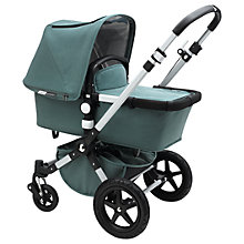 Buy Bugaboo Cameleon3 Kite Complete Pushchair, Balsam Green Online at johnlewis.com