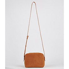 Buy Gerard Darel Le Box Bag, Tan Online at johnlewis.com
