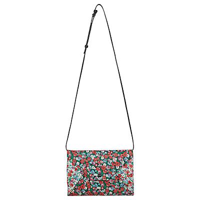 Gerard Darel L'Envelope Leather Shoulder Bag, Multi