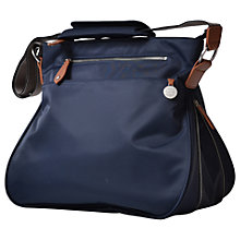 Buy PacaPod Portland Changing Bag, Navy Online at johnlewis.com