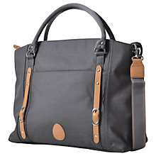 Buy PacaPod Mirano Changing Bag, Pewter Online at johnlewis.com