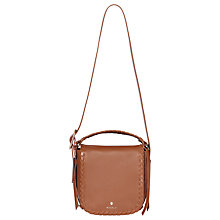 Buy Modalu Somerset Leather Shoulder Bag Online at johnlewis.com