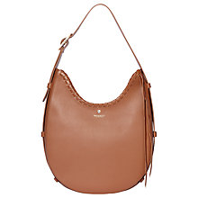 Buy Modalu Luna Scoop Leather Large Shoulder Bag Online at johnlewis.com