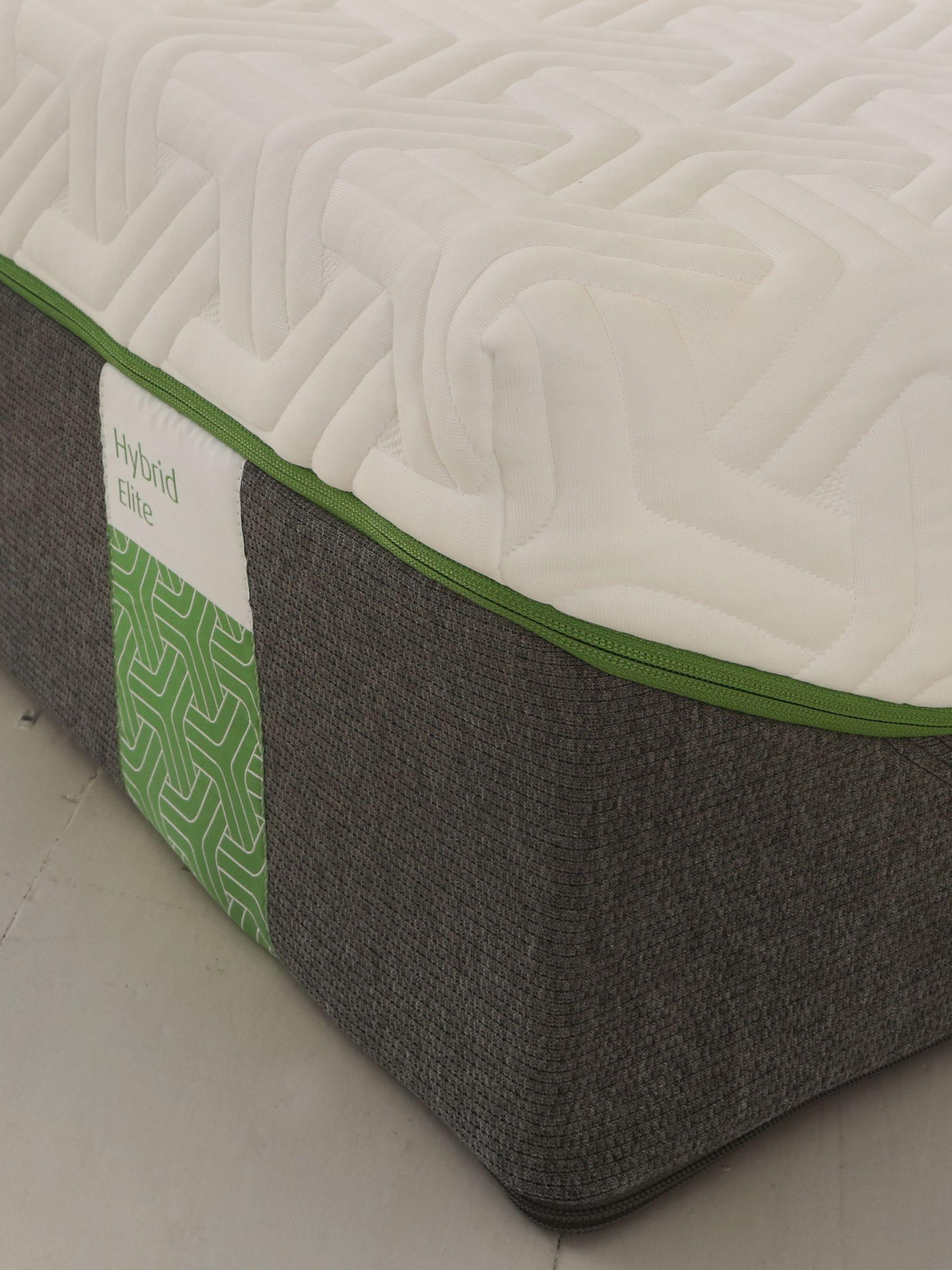 Tempur Tempur Hybrid Elite 25 Pocket Spring Memory Foam Mattress, Medium, King Size