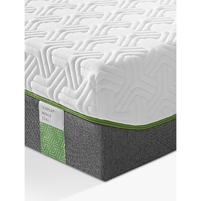 Tempur Hybrid Elite Pocket Spring Memory Foam Mattress, Medium, Double
