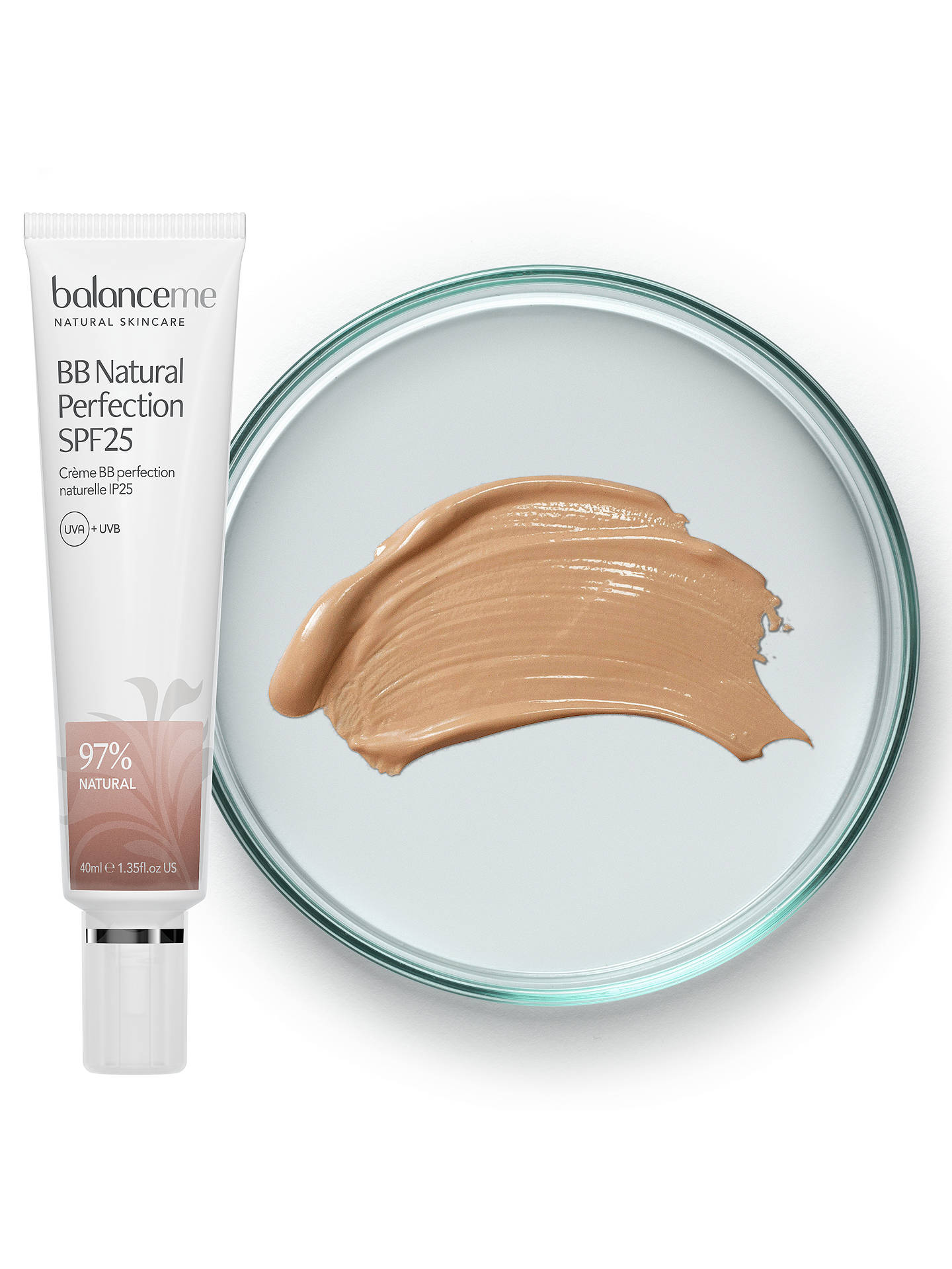 BuyBalance Me BB Natural Perfection SPF25, 40ml Online at johnlewis.com