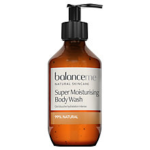 Buy Balance Me Super Moisturising Body Wash, 280ml Online at johnlewis.com