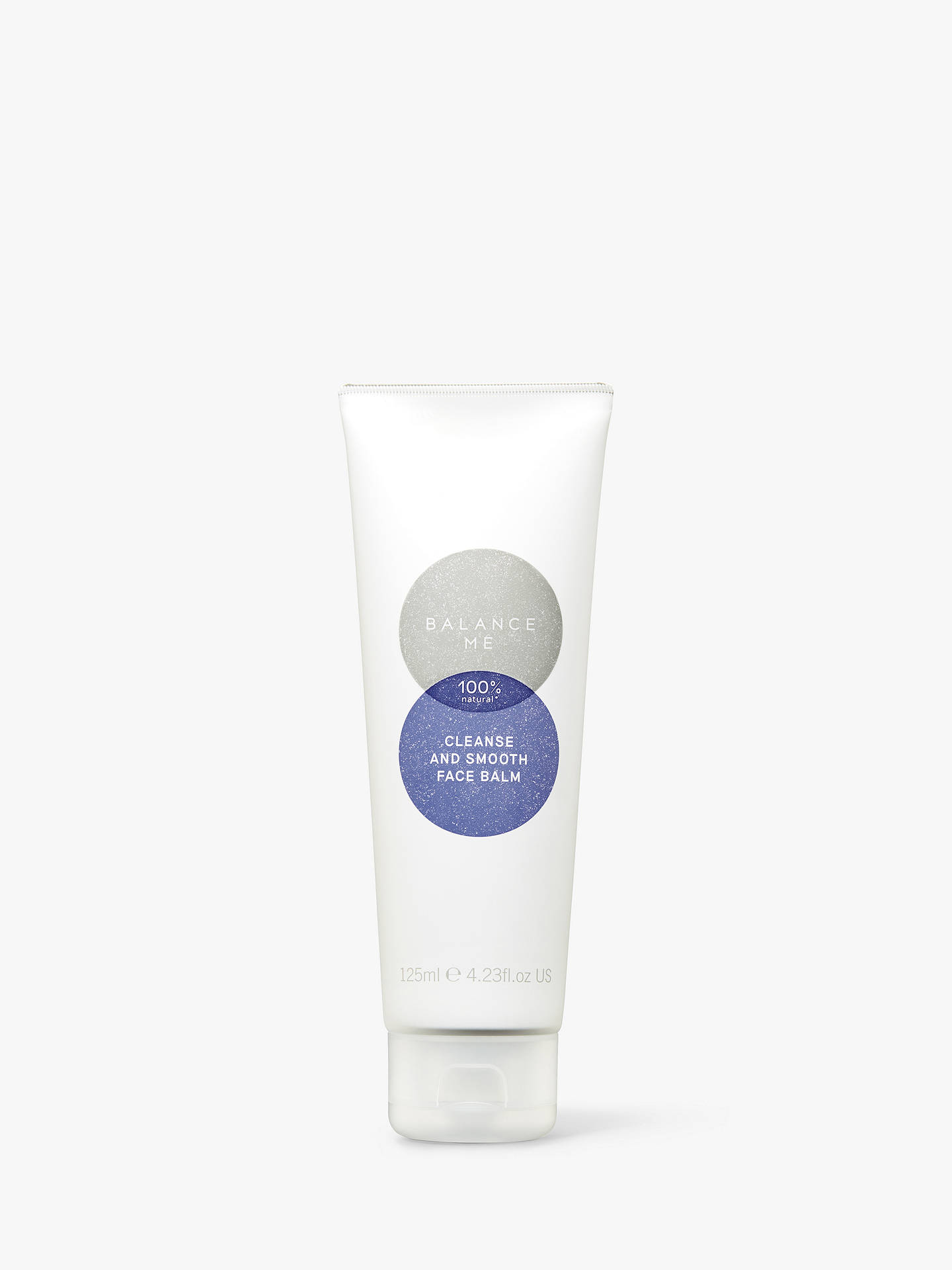 BuyBalance Me Cleanse And Smooth Face Balm, 125ml Online at johnlewis.com