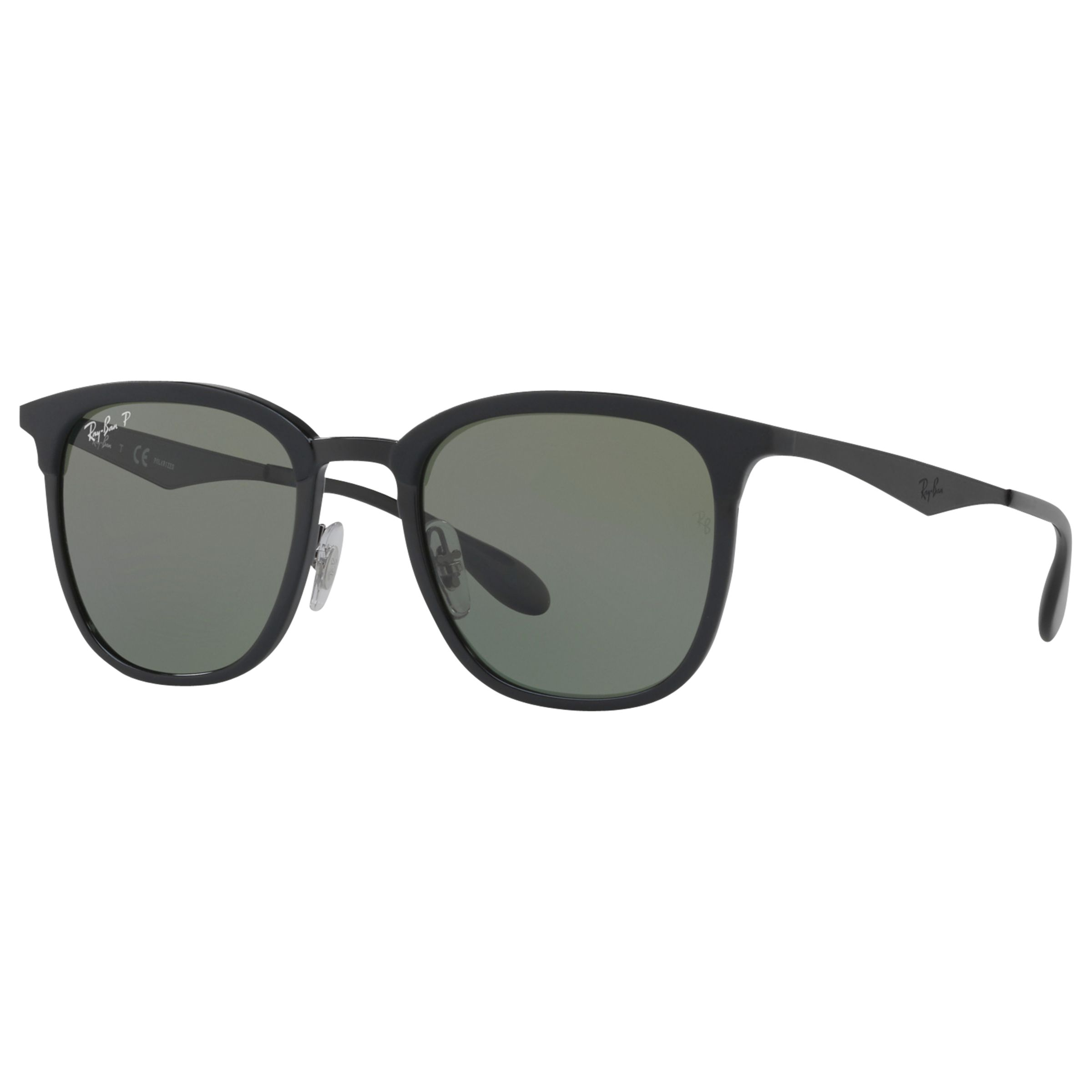 a3412c055d Ray-Ban RB4278 Polarised Square Sunglasses