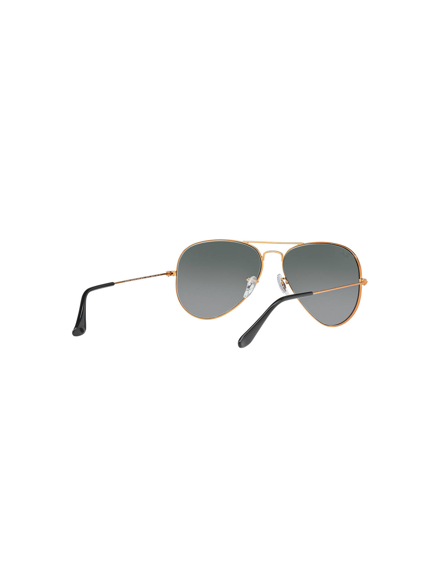 6627db45c22f9 Ray-Ban RB3025 Aviator Sunglasses at John Lewis   Partners