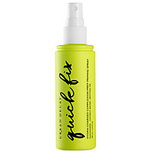 Buy Urban Decay Quick Fix Hydra-Charged Complexion Prep Spray Online at johnlewis.com