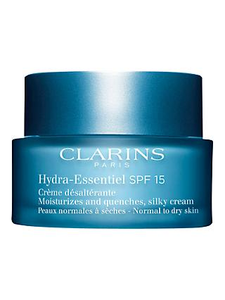 Clarins Hydra Essentiel Silky Cream SPF 15, 50ml