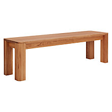 Buy John Lewis Seymour Dining Bench Online at johnlewis.com