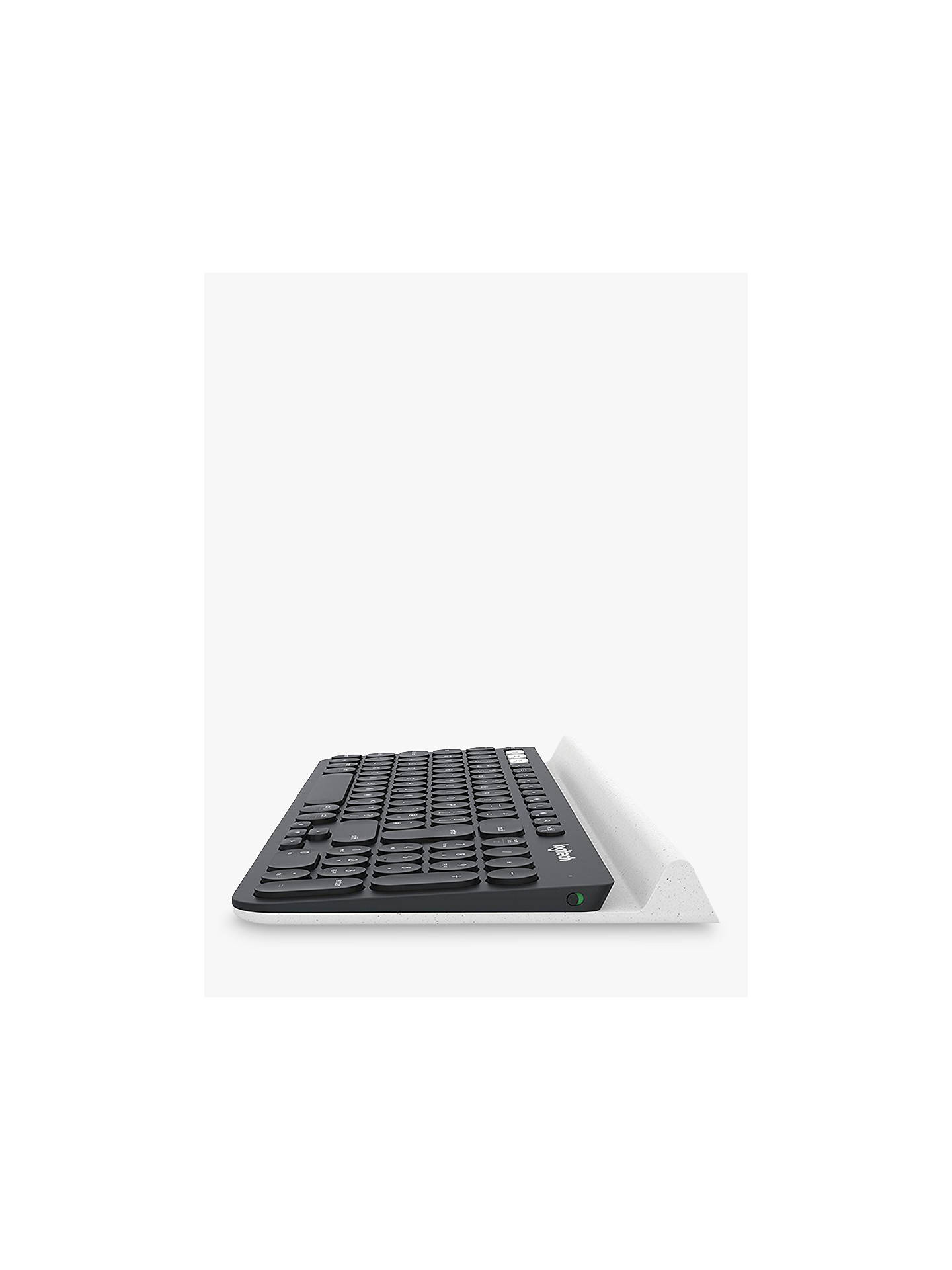 BuyLogitech K780 Multi-Device Wireless Keyboard Online at johnlewis.com