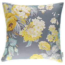 Buy Sanderson Stapleton Park Cushion, Primrose Online at johnlewis.com