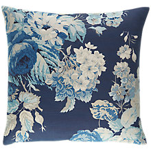 Buy Sanderson Stapleton Park Cushion, Orchid / Porcelain Online at johnlewis.com